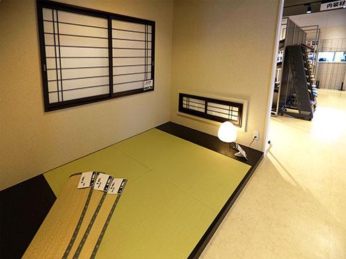 内装材空間提案ゾーン4