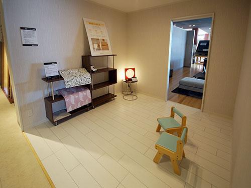 内装材空間提案ゾーン3